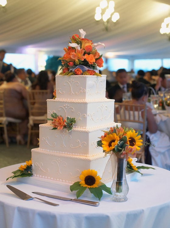 Wedding Cake and Accessories